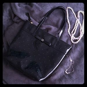 Kate spade tote ace of ♠️